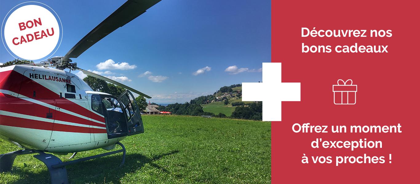 Bon cadeau-helicopter-papa-frere-parent-vol-iniciation-bapteme-helicoptere-lausanne-suisse
